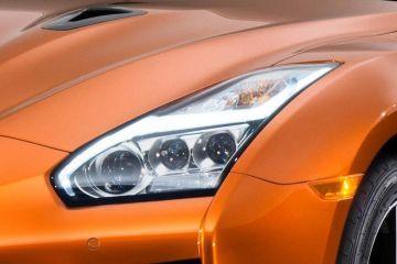 Nissan GT-R Headlight