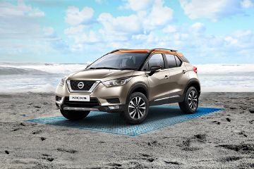 Nissan Kicks 1.3 Turbo XV