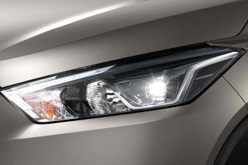 Nissan Kicks Headlight