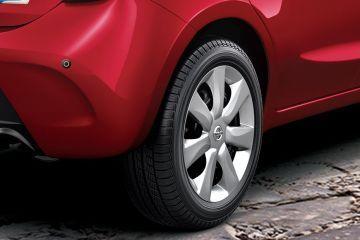 Nissan Micra Active Wheel