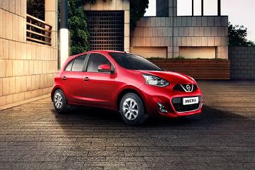 Used Nissan Micra in Mumbai