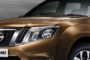 Nissan Terrano Headlight