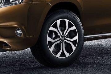 నిస్సాన్ టెరానో Wheel