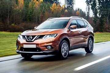 Used Nissan X-Trail in Bangalore
