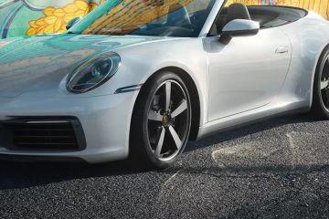 పోర్స్చే 911 Wheel