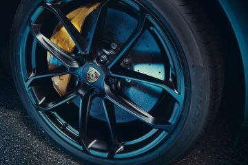 Porsche Cayenne Coupe Wheel