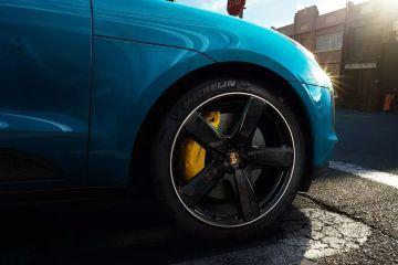 Porsche Macan Wheel