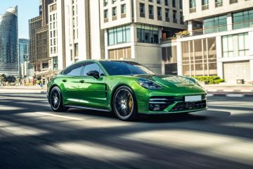 Used Porsche Panamera in New Delhi