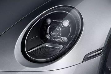 पोर्श 911 Headlight