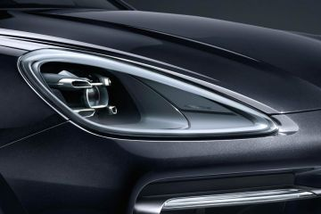 Porsche Cayenne Headlight