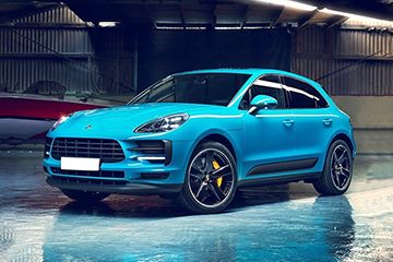 Used Porsche Macan in Bangalore