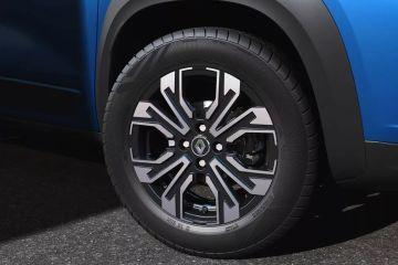 Renault Kiger Wheel