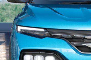 Renault Kiger Headlight