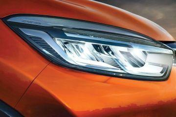 Renault Captur Headlight