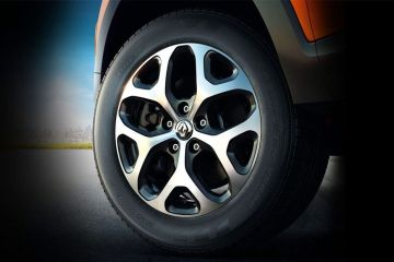 Renault Captur Wheel