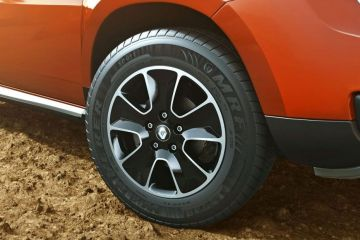 Renault Duster Wheel