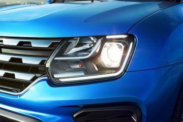 Renault Duster Headlight