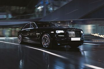 Rolls-Royce Ghost 2009-2020