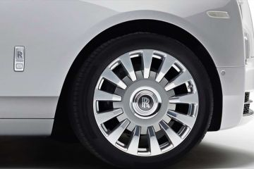 Rolls-Royce Rolls Royce Phantom Wheel