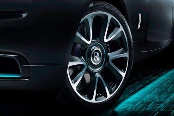 Rolls-Royce Rolls Royce Wraith Wheel