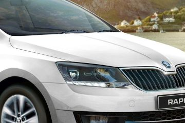 Skoda New  Rapid Headlight