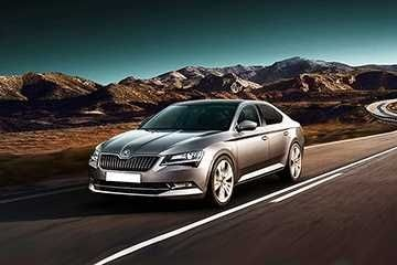 Skoda Superb Sportline 2.0 TDi AT