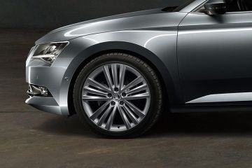Skoda Superb Wheel