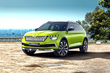 Skoda Vision X Price In India Launch Date Images Spec Colours