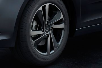 Tata Altroz Wheel