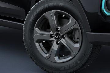 Tata Nexon EV Wheel
