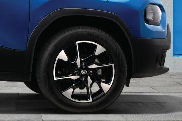 Tata Punch Wheel