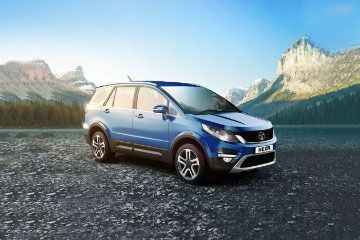 Used Tata Hexa 2017-2020 in Mumbai