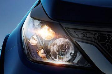 Tata Hexa Headlight