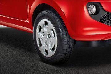 Tata Nano Wheel