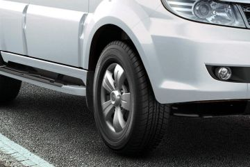 Tata Safari Storme Wheel