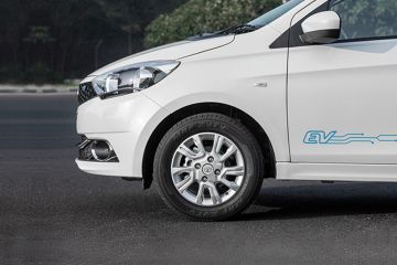 Tata Tigor EV Wheel