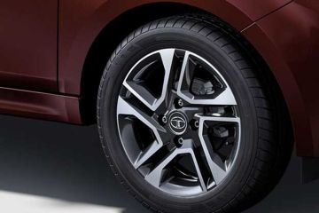 Tata Tigor Wheel