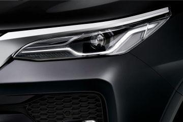 Toyota Fortuner Headlight