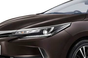 Toyota Corolla Altis Specifications & Features, Configurations