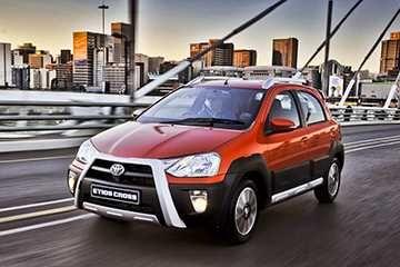 Toyota Etios Cross 1.2 G X Edition