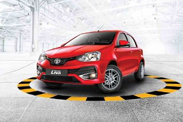 Used Toyota Etios Liva in New Delhi