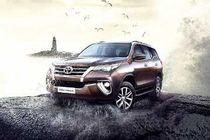 Toyota Fortuner 2016-2021