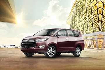 Used Toyota Innova Crysta in New Delhi
