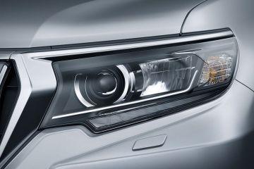 Toyota Land Cruiser Prado Headlight