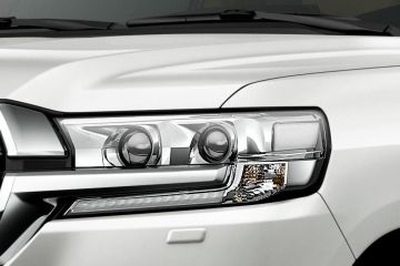 Toyota Land Cruiser Headlight