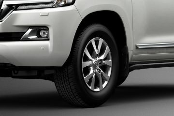 Toyota Land Cruiser Wheel