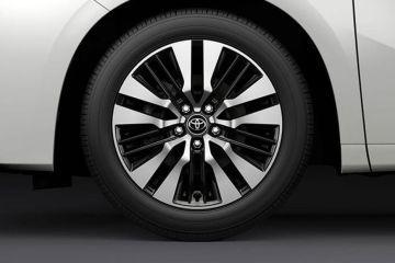Toyota Vellfire Wheel
