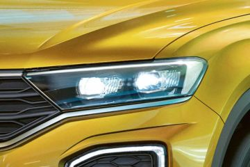 Volkswagen T-Roc Headlight