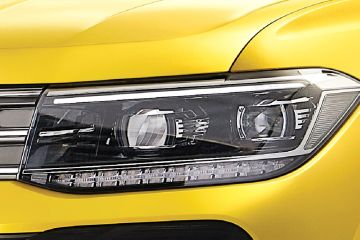Volkswagen Taigun Headlight