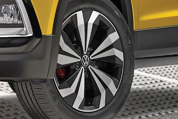 Volkswagen Taigun Wheel